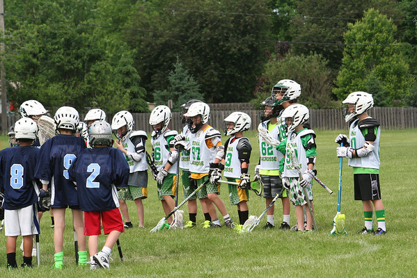 U9 Edina Lacrosse Photos