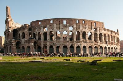 When in Rome...Roam