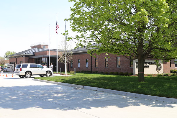 Elk Grove Village new Fire Station #8 and Training Tower 5-18-2019