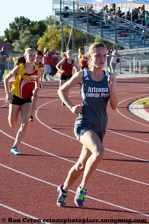 2017 Seton Catholic Duel 400m