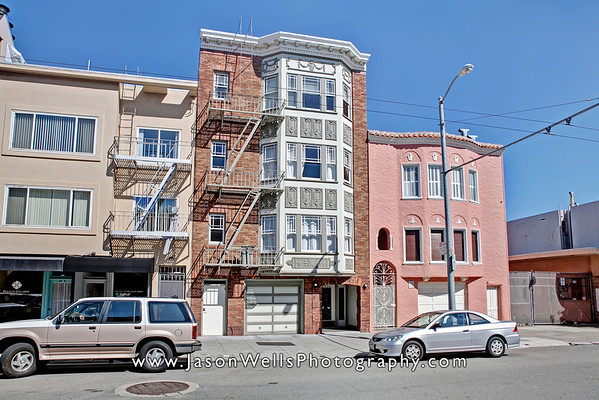 Chestnut, San Francisco