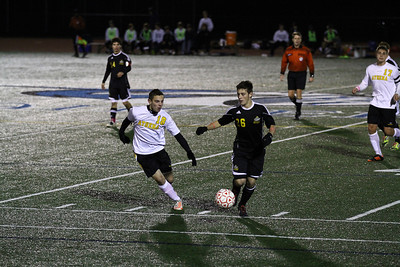Athena boys soccer 10 31 12 v McQuaid