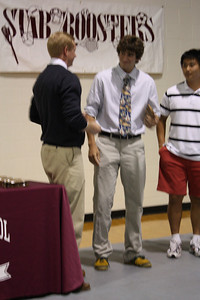 Athletic Awards Banquet 2010