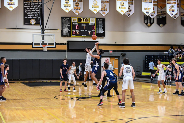 20191205 Bishop Moore vs Windermere JV