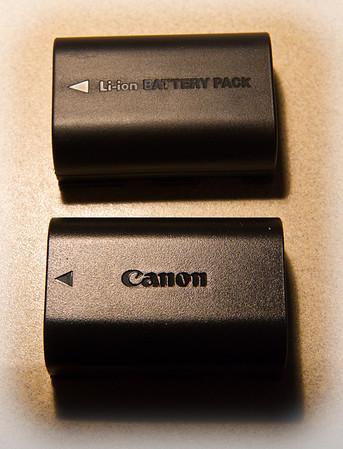 LP-E6 Batteries