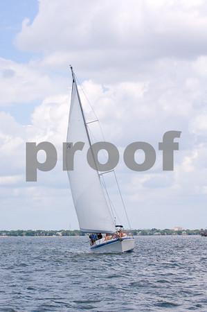 """Hale Kai""- Robert Clark- Sail #"