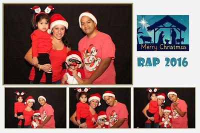 RAP Christmas 2016