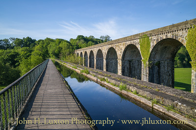Llangollen Canal: Lion Quays to Chirk Wharf