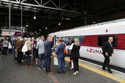 LNER Azuma Press Launch