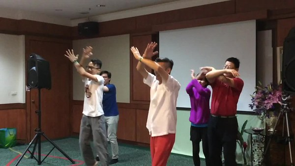 Taiwan - The Gladys Dance