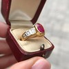 3.21ctw Burma N-Heat Ruby Ring, by Mellerio 28