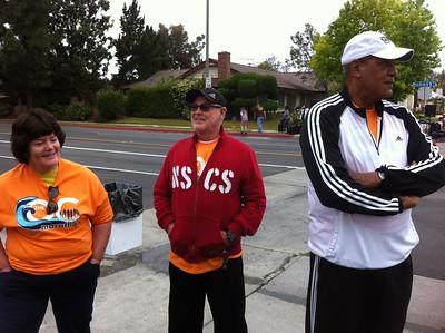 Orange County Marathon 2012