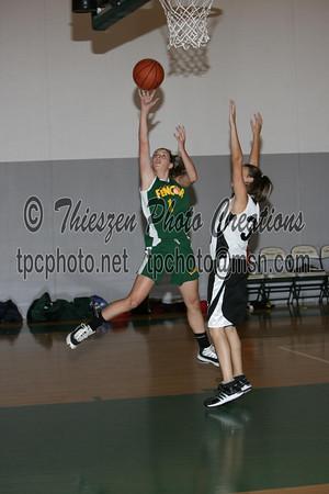 Fencor Green VS TN Team Hustle Silver