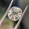 3.56ct Antique Cushion Cut Diamond 44