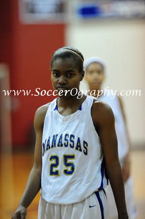 Manassas Basketball - Dragon Fire 2011 Photographs