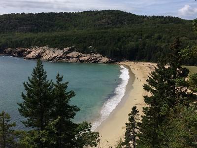Acadia  National Park                 September 2020