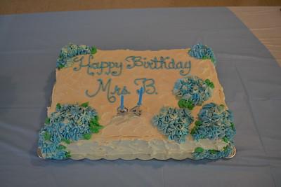 Mrs. Basarab's 94th birthday