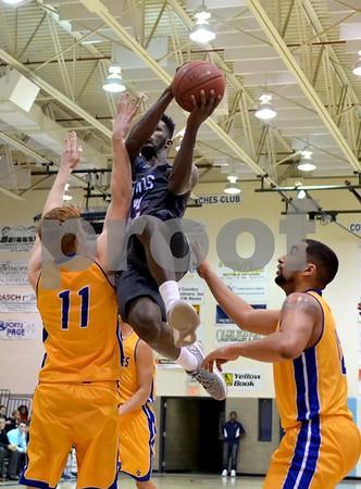 Iowa Lakes @ Iowa Central Men Basketball