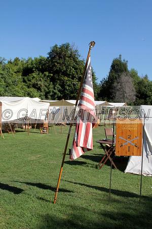 Huntington Beach Civil War Encampment 2014 (Album 1)