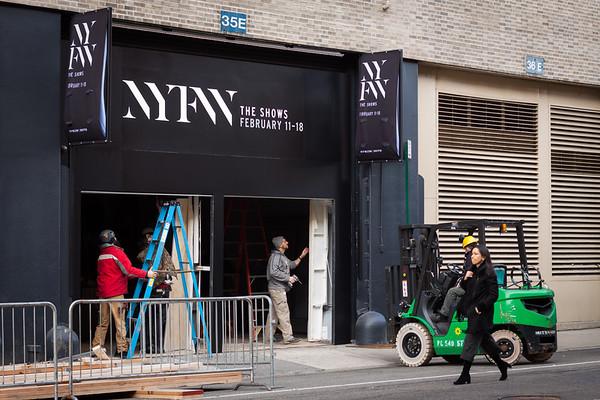 NYFW & Street Photographer Bill Cunningham: February 2021
