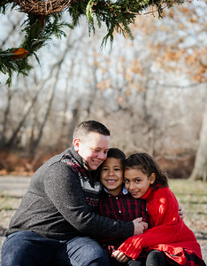 The Rauch/Biondo Family | Holiday Mini Session