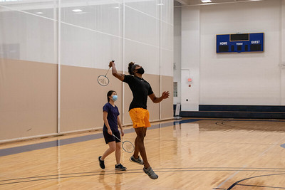 Badminton Doubles Fall 2020