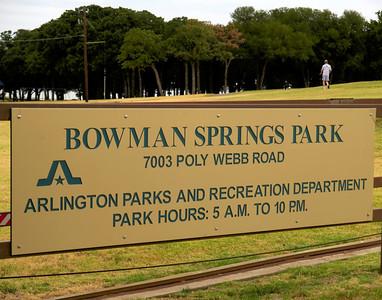 2012 Bowman Springs Park