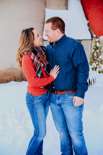 Kaitlin + James  | Engagement Session