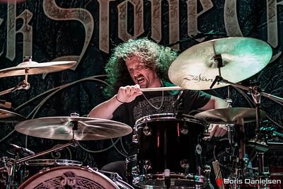 Black Stone Cherry - 16/11/18 @ Vulkan Arena, Oslo.