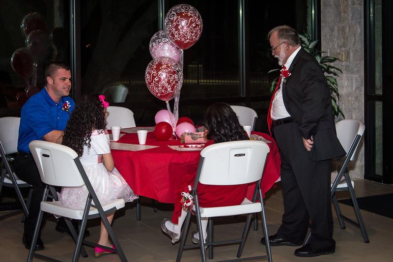 Father - Daughter Valentine Dance 02-15-14-11