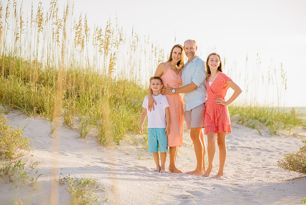Treasure Island Florida Family Sunset Photographer