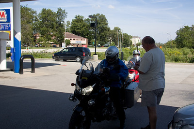 Indy SS1K - September 13, 2008