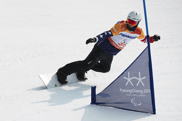 3-12-2018 Men's Snowboard Cross