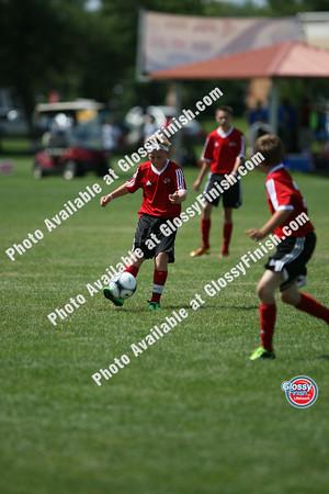 U13 Boys - Euro FC Bauman vs TRSA Pumas