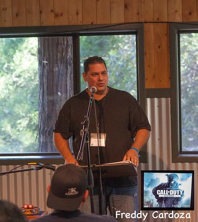 2015-10 Men's Retreat Keynote Speaker: Freddy Cardoza