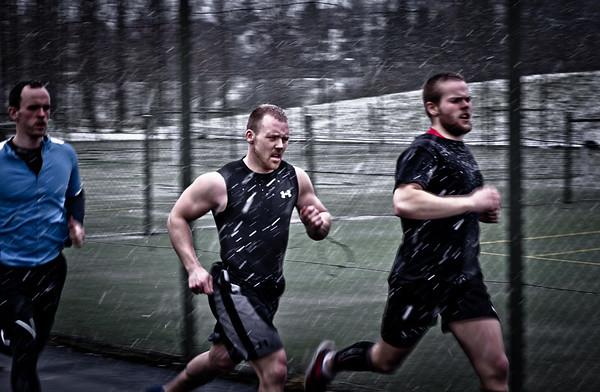 2011 | Íslandsmótið í CrossFit - Icelandic National Championship