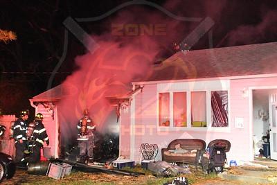 Brentwood F.D. Signal 13  Garden City St. 12/13/20