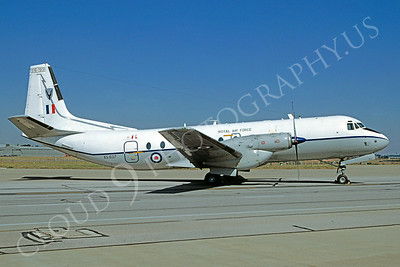 British RAF  Hawker Siddeley Andover Military Airplane Pictures