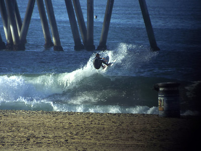 11/17/19 * DAILY SURFING PHOTOS * H.B. PIER