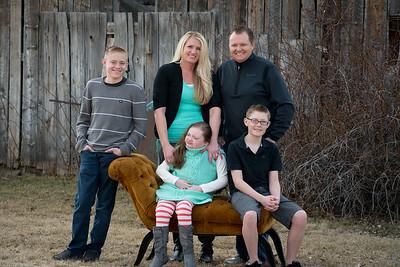 Eric Kleven family