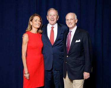 2020 - President George W. Bush