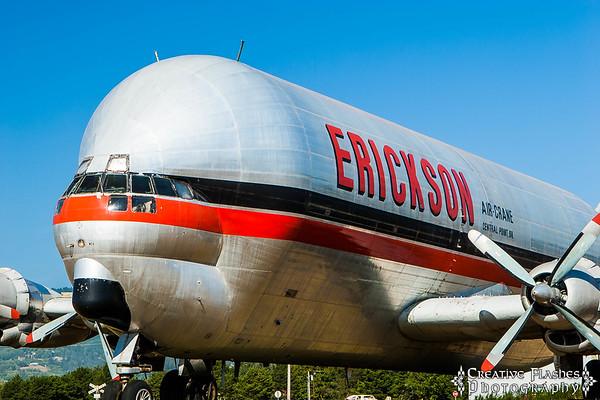 Tillamook Air Museum, Tillamook Oregon