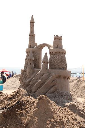 Coney Island Sand Art 2019