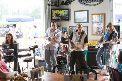Ed Paul Blues Band 2008-07-26