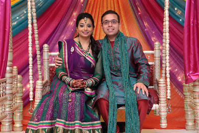 Parina weds Manish