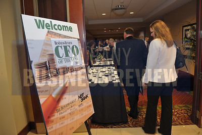 CFO of the Year event 2011