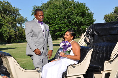 Our Wedding Detron James and Brittany Robbins Sept. 4, 2016