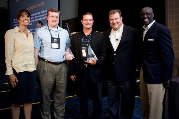 WPC 2009 New Orleans - Awards Presentation