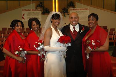 Jocelyn & Wayne Bell Wedding Jan 12, 2008