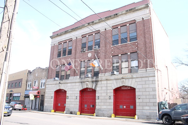 Engine 264 - Engine 328 - Ladder 134
